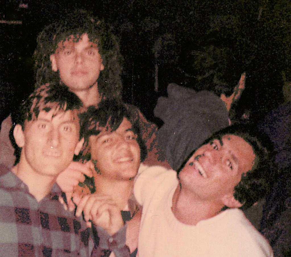ragazzi degli anni '80